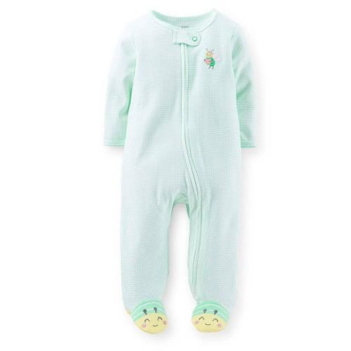 Pijama Osito Abejita Verde