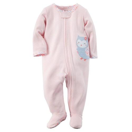 Pijama Osito Rosa con Buho