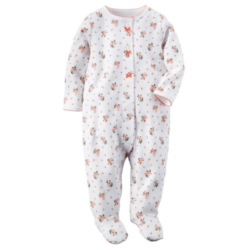 Pijama Osito Floreado