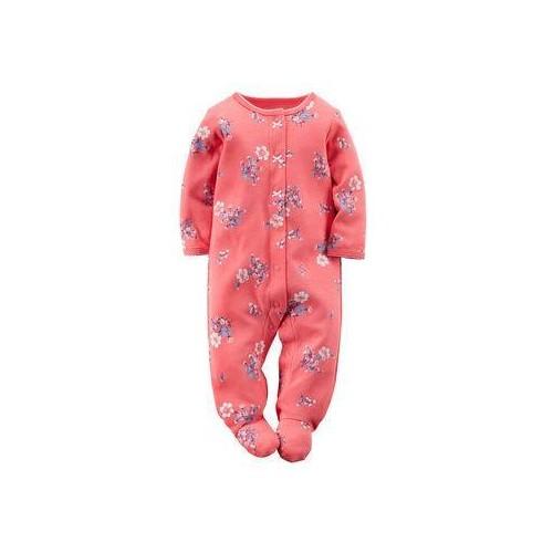 Pijama Osito Rosa Floreado