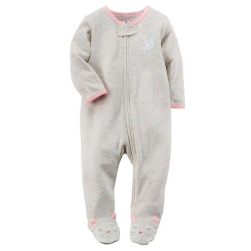 Pijama Osito Gatito Rosa