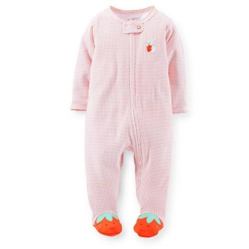 Pijama Osito Frutillitas