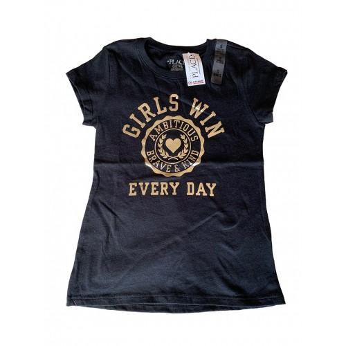 Remera Girls Win Every Day