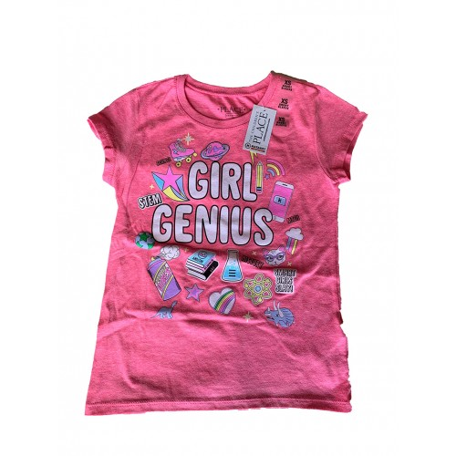 Remera Girl Genius