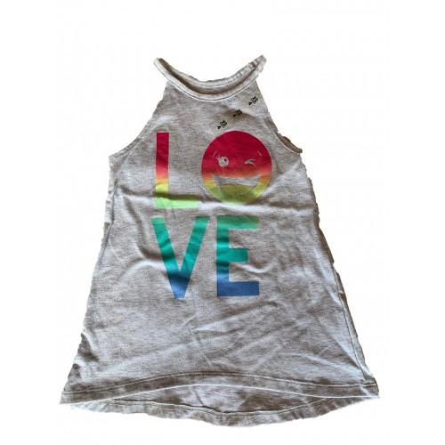 Remera Musculosa Love